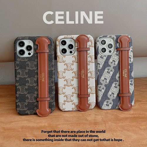 Celine IPHONE CASE FOR IPHONE 13 12 11 PRO MAX XS MAX XR XS 7 8 PLUS