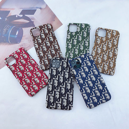 DIOR PHONE CASE FOR Samsung S21 S20 S10 S9 S8 Note20 Note10 Note9 Note8