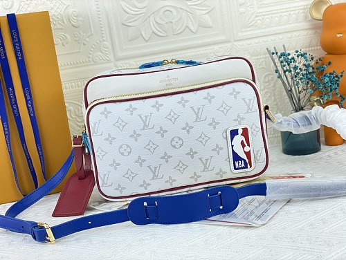Louis Vuitton NIL SLIM Handbag M85143 M85141 Messenger Bags