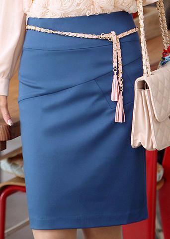 High Waist Fashion Work Bust Skirts