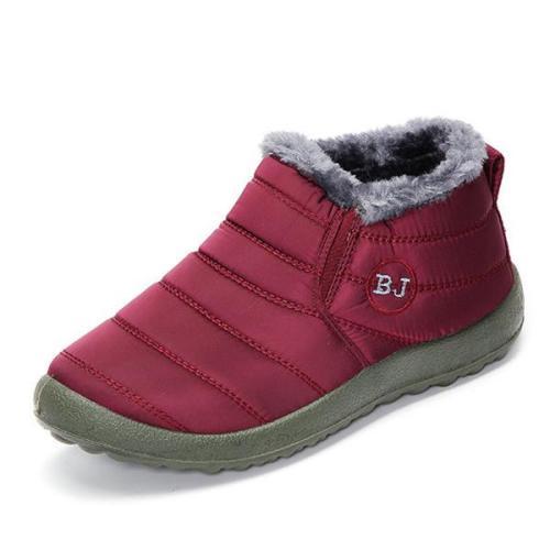 Winter Women Fur Ankle Boot