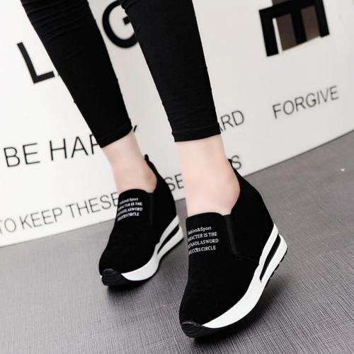 Letters Women Platform Fashion Sneakers
