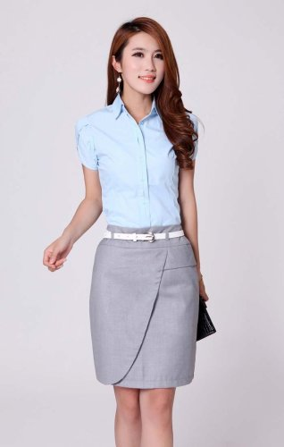 Elegant Office Pencil Skirts Plus