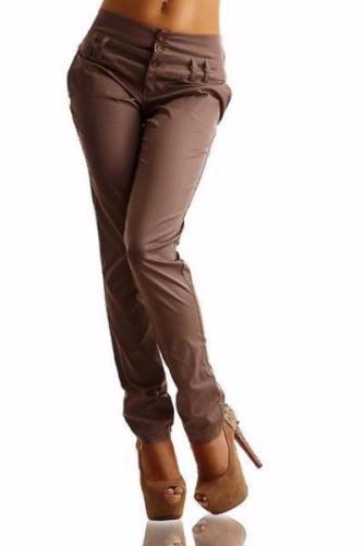 Causal Female Pencil Slim OL Pants
