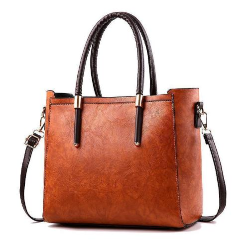 Elegant Large Fashion Tote Handbag For Woman