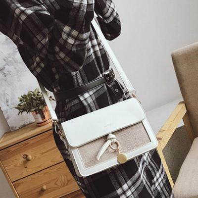 Womens Casual Vintage PU Crossbody Bags