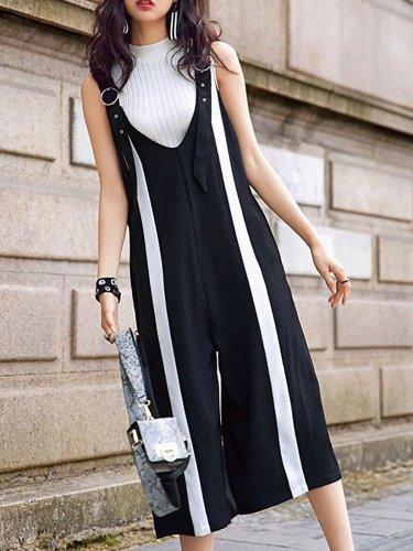 Black Elegant Off Shoulder Jumpsuit