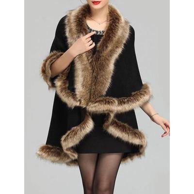 Asymmetrical Hems Stunning Collarless Overcoats