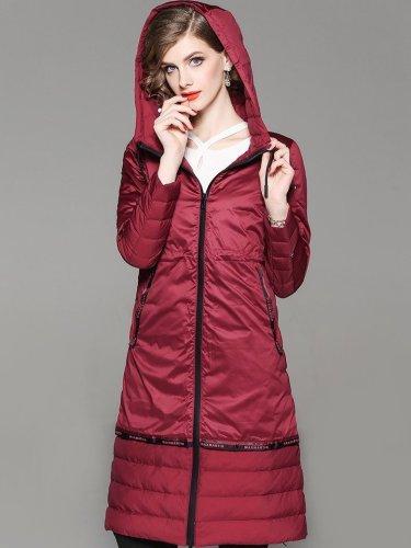 Fashion Thermal WDD Women Coats