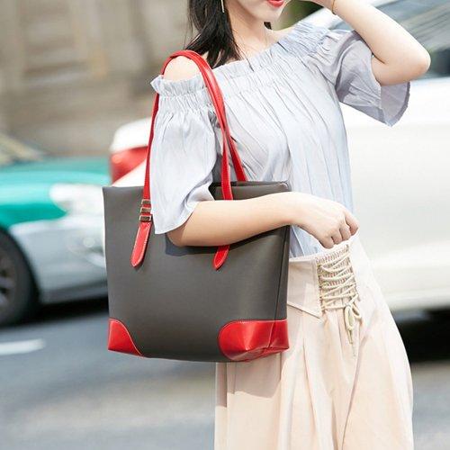 Splice Pure Fashion Big Daily Shoulder Bag