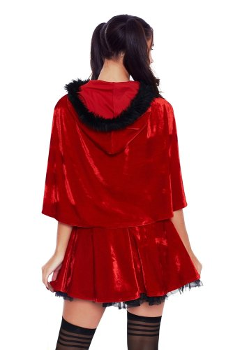 Halloween Cosplay Red Christmas Suits