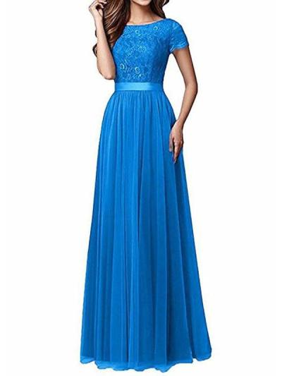 New Fashion  Graceful  Evening Dresses