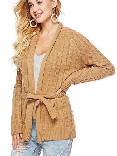 New Women Fashion Knit Cardigan
