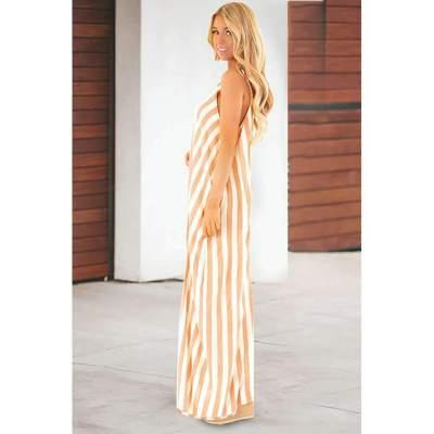 Sext Tee Sleeveless Print Vest Maxi Dresses