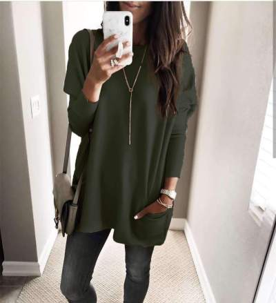 Fashion Loose Long sleeve Sweater