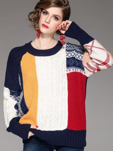 New Fashion Women Wool Sweaters