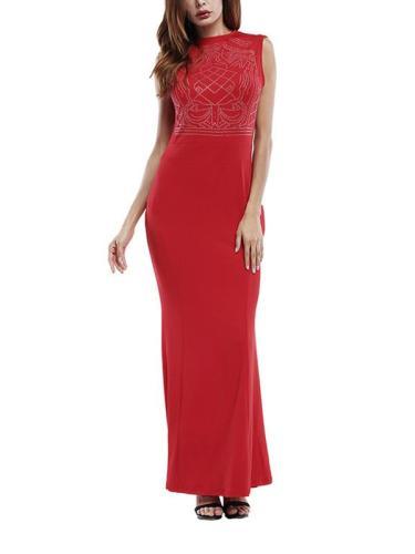 Summer new sleeveless slim women bodycon dress