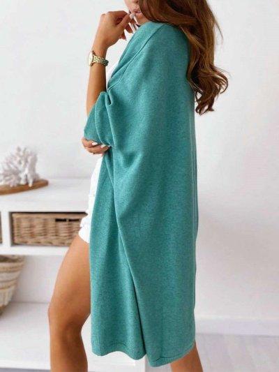 Fashion Casual Pure Long sleeve Coats