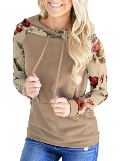 Long Sleeve Hooded With Hat Hooded Sweatshirts