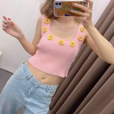 Fashion Sexy Knit Crochet Vests
