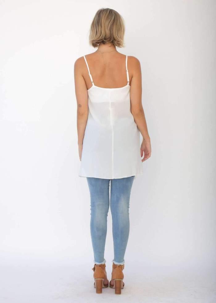 Sexy Loose Irregular Vests