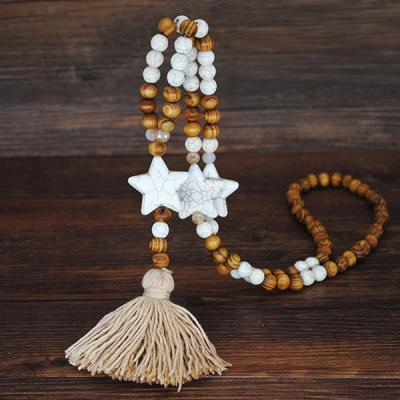 Vintage Bohemia Style Long Necklace