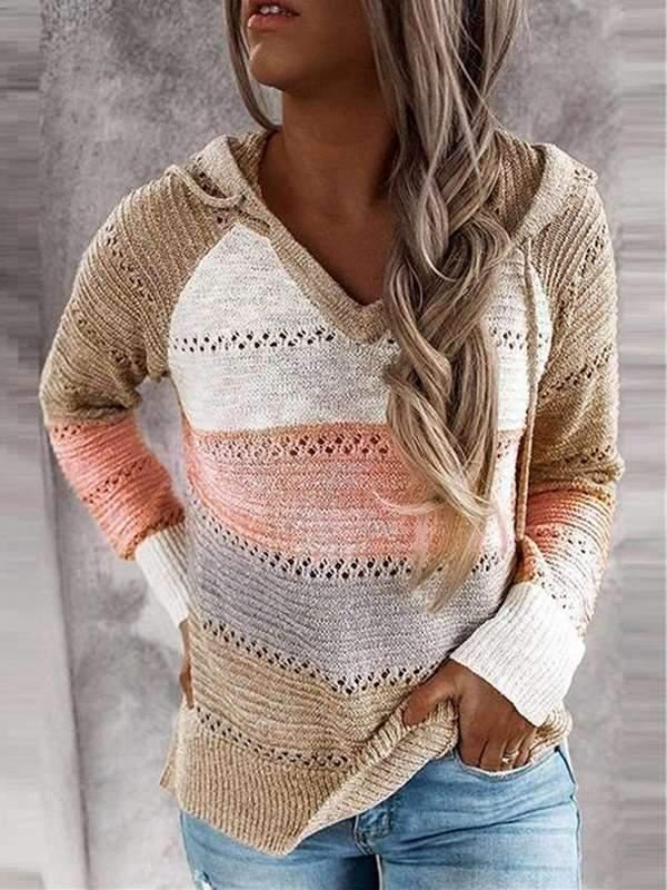 Casual Fashion hoodied women Sweaters