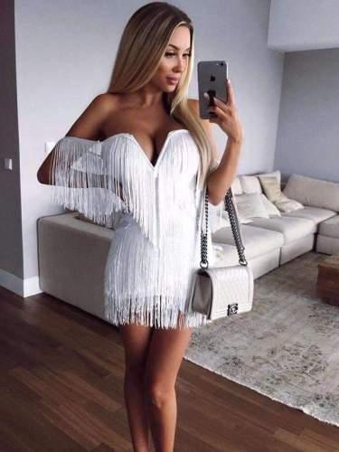 New Sexy Raglan Vest Shift Dresses