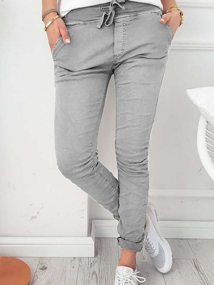 Resilient Daily Long Woman Pants