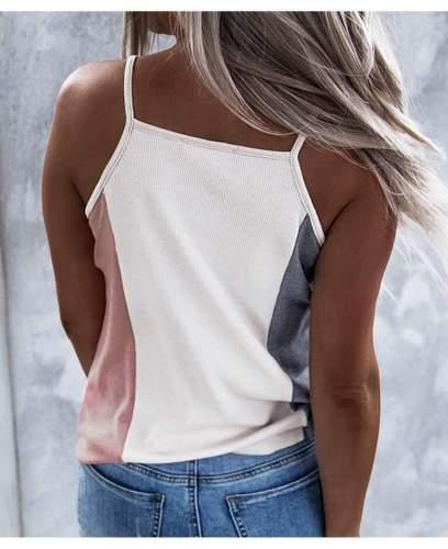 Fashion Gored V neck Vests