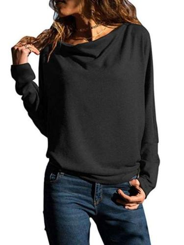 New Fashion Pure  Batwing sleeve Hoodies & Sweatshirts