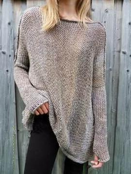 New Fashion Women Knit Sweaters