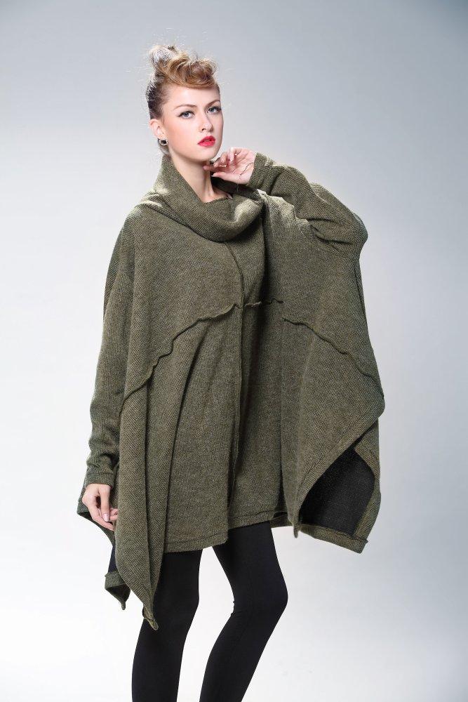 New Fashion Thicken Knit Women Sweaters