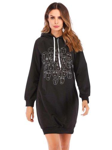 Fashion Hoodies Print Hoodies & Sweatshirts