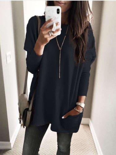 Fashion Loose Long sleeve Sweater
