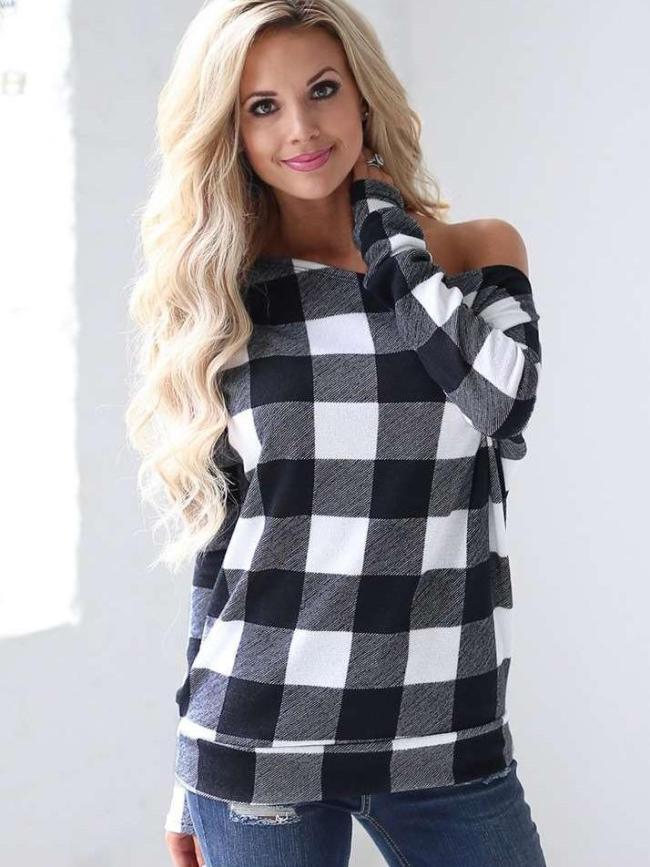 Fashion Stripe Long sleeve T-Shirts