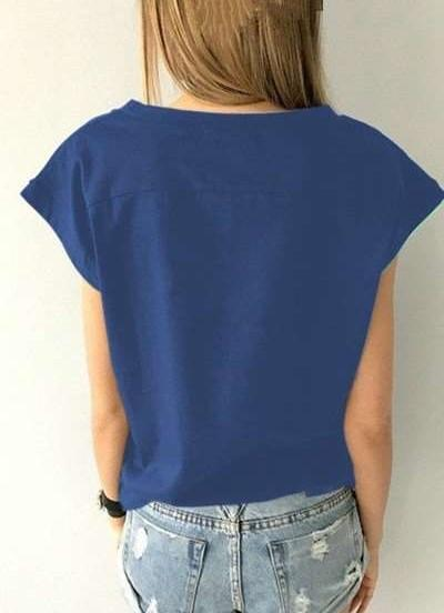 Pure Casual V necl Short sleeve T-Shirts
