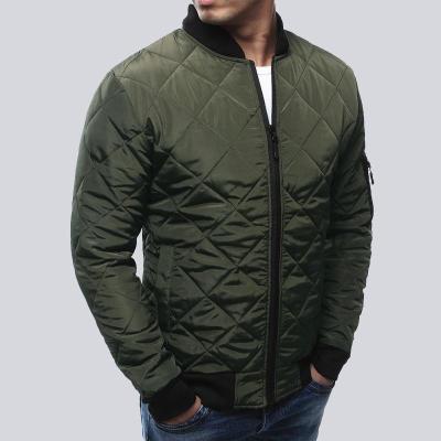 Aviator Large Plaid Coat