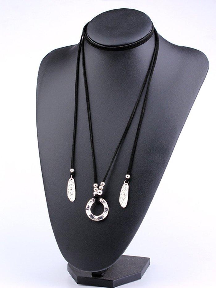 wrap minimal Boho bohemian hippy gypsy necklaces