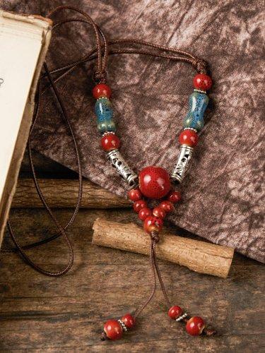 Vintage Women Long Necklaces