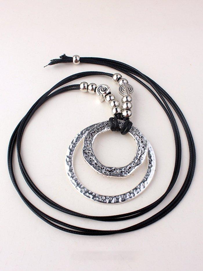Women Alloy Vintage Necklaces