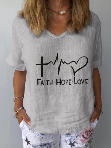 Short Sleeve Printed Shirts & Tops T-shirts
