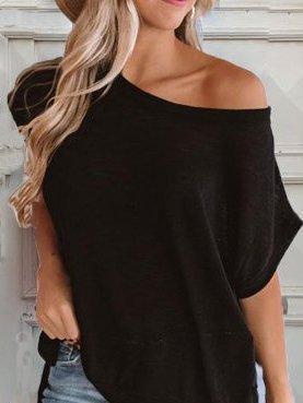 Short Sleeve Casual Shirts & Tops