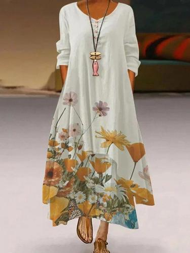 3/4 Sleeve Holiday Dresses