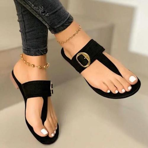 Women Plus Size Daily Summer Flip Flops Slippers
