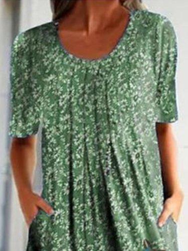 Shift Vintage Summer Midi Dresses For Women