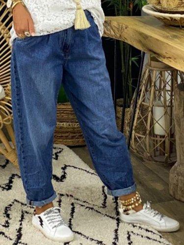 Long pants Casual Jeans