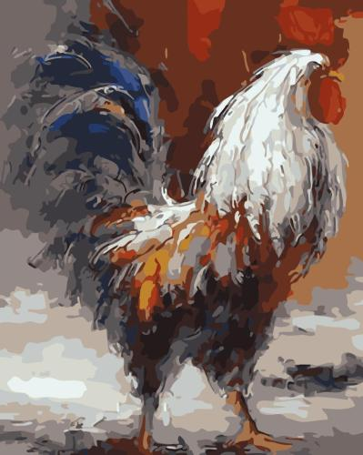 2021 Cock Oil Paint By Numbers Kits 2020 Best Hot Sale UK WM1081