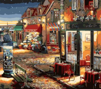 2021 Paint By Numbers Kits Uk XQ078
