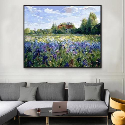 2021 Hot Sale Landscape Diy Paint By Numbers Kits Uk PH9224